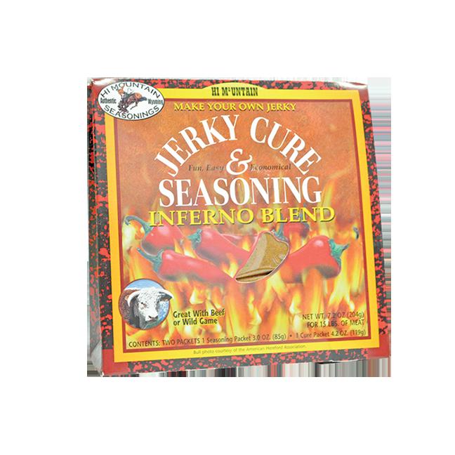 Jerky Cure Seasoning Jurofishing